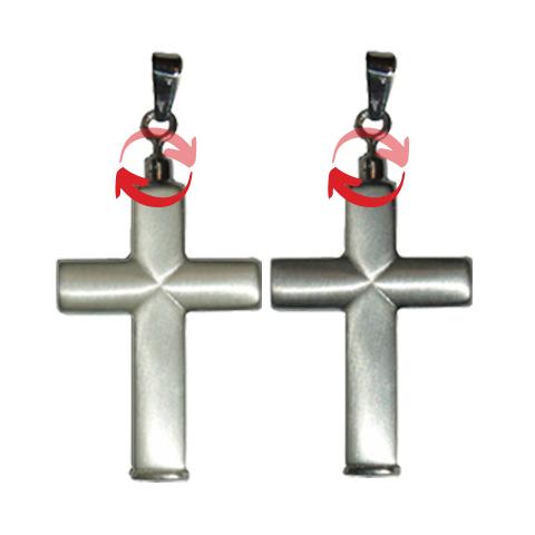 santa-croce-biostabil-2000-zilver-925-draai-magneet-hanger-ketting