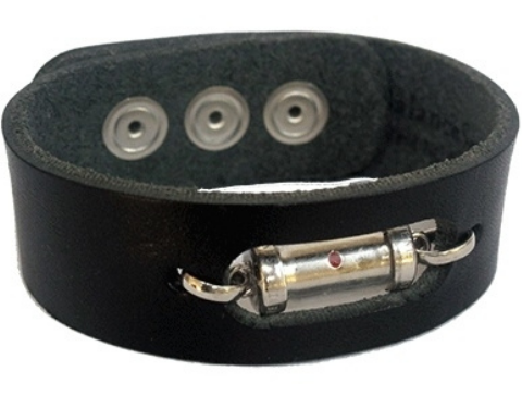 BalanceSensor Zwart Magneet armband 12.000 Gauss Neodymium